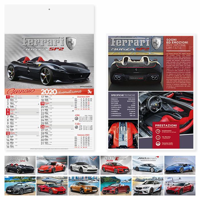 Auto sportive PA162